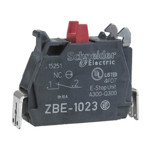 ZBE1013 N/O CONTACT WITH QUICK CONNECTS