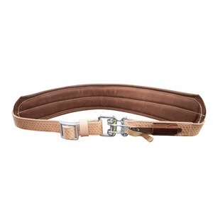 5426M MED PAD LEATHER QUICK-RELEASE BELT