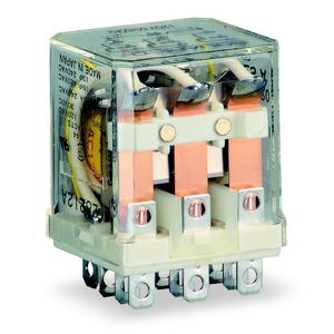 8501RS43P14V20 PLUG-IN RELAY 240VAC 7.5A