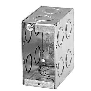CI-MBD-2K BOX 2-GANG MASONRY