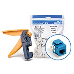 61110-JL6  PROMO JACK RAPID CAT6  BLUE