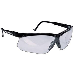 60053 PROTECTIVE EYEWEAR-BLACK/CLEAR