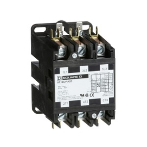 8910DPA53V02 DP CONTACTOR 50A 3P 120V