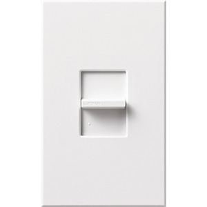 NT-600-WH DIMMER SLIDE 1P WHITE