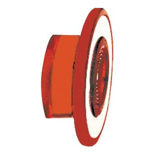 9001R20 30MM MUSHROOM FOR ILLUM PB RED 3