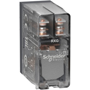 RXG25F7 2CO 5A RELAY CLEAR 120VAC