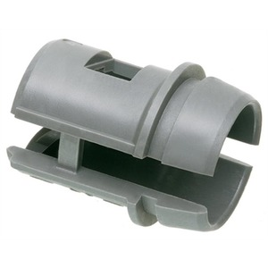 """NM74 3/8"""" PLASTIC CABLE CONNECTOR"""