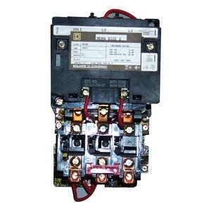 8536SDO8V03 STARTER 250VAC EXTRA CAPACIT