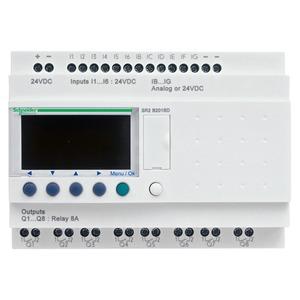 SR2B201FU CLCK20I/O100-240ACDISP