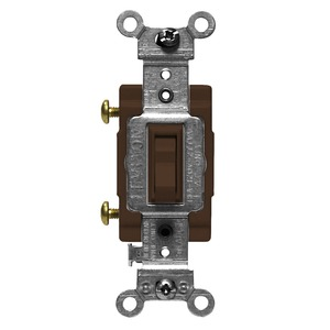 1101-CB INT.BRU.1P 15A/125V SP/GR