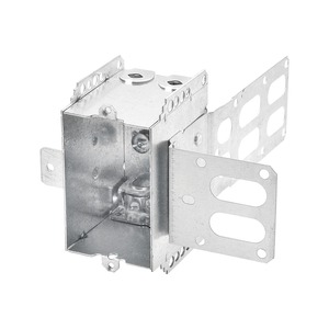 CI-2104-LSSAX BOX W/WRAPAROUND BRACKET
