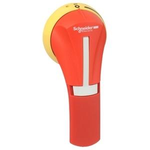 GS2AH140 HANDLE RED/YELLOW NEMA 1-3R