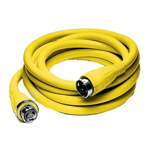 HBL61CM52 50FT 50A 125/250V YELLOW MARI