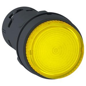 XB7NW38G1 ILLUM. P.B - LED - SPRING RTN
