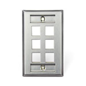 43080-1L6 PL Q/P SS 1G 6 PORT/ WINDOWS