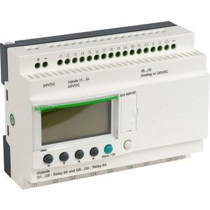SR3B261BD PROG. RELY 24VDC 26I/O CLK/DI