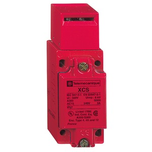 XCSA502 SAFETY INTERLOCK LIMIT SWITCH