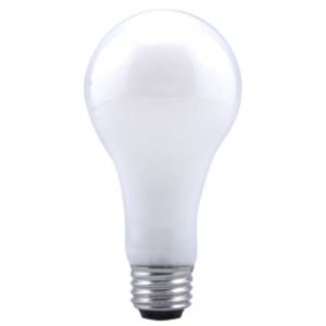 150A/24/6000  150W A24 120/125V LAMP