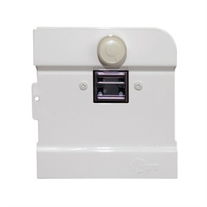 B1T1W THERMOSTAT WHITE 1P BUILT-IN