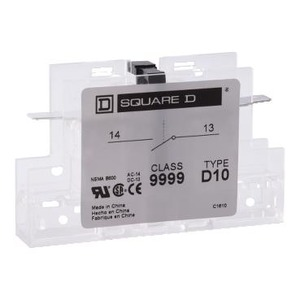 9999D11 AUXILIARY CONTACT F/CONTRACTORS