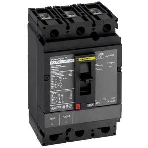HGL36110 3P 600V 110A MCCB