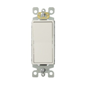 5603P2W 3-WAY WHITE DECORA SWITCH