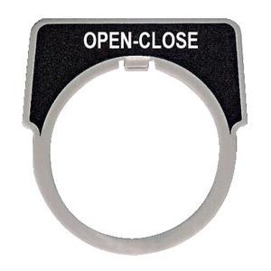 9001KN246  LEGEND  OPEN-CLOSE