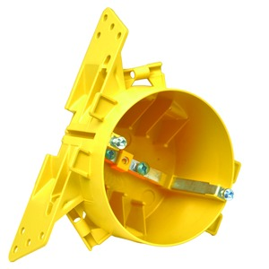 "2027R 4""CEILING BOX SELF CLAMP"