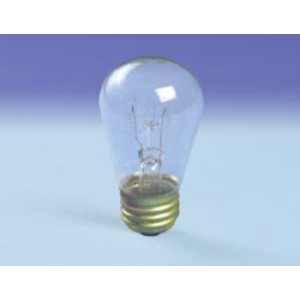 11S14 130V LAMP INCANDESCENT CLEAR