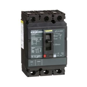 HDL36125 3P 600V 125A LUG-LUG MCCB