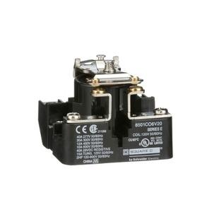 8501CO6V20  RELAY  120V COIL