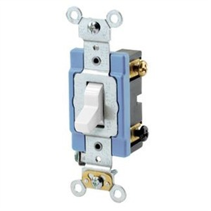 1203-2W SWITCH 15A 3WAY WHITE