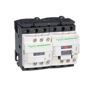 LC2D12G7 REV. CONT. 12A 3 P.120VAC