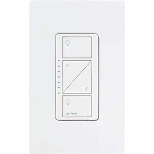 PD-6WCL-WH-C 1P MULTI LOC CFL/LED DIMMER