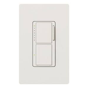 MA-L3S25-WH DUAL DIMMER SW.300W 2.5A WH.