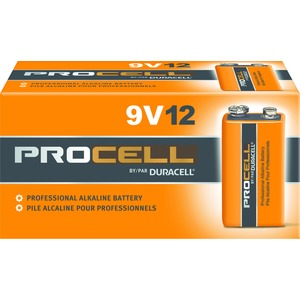 PC1604BK PROCELL BATTERY (9V)