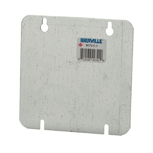 """BC-72-C-1 4 11/16"""" BLANK COVER IBF *IN"""