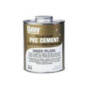 RVOC250 PVCCEMENT COND 1/2PT(31536)250ML