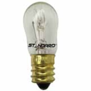 10S6CAND230V MIN S-6 230V 10W LAMP