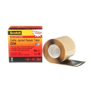 2234-2X6 SCOTCH�CABLE JACKET REPAIR TAPE