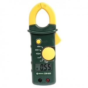 CM-660 CLAMP METER AC 600 AMPS