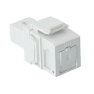 41085-MWC Q/P SC SIMPLEX ADAP WHT