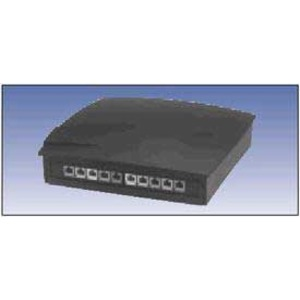 AX100222 24-PORT MULTI-USER BOX BLACK