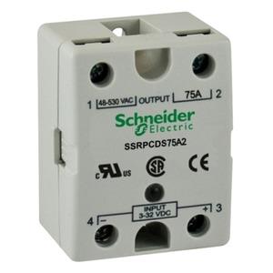 SSRPCDS75A2 SS REL PNL MOUNT 530VAC 75