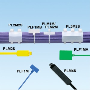 PLF1MA-C CABLE TIES (PKG 100)