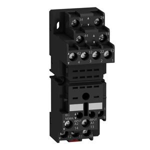RXZE2M114 RX SOCKET FOR RXM4