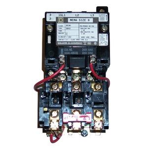 8536SBO2V03S STARTER 600VAC 18AMP NEMA +