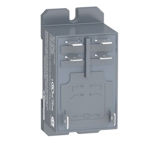 RPF2AF7 POWER RELAY 2NO 120V50/60HZ