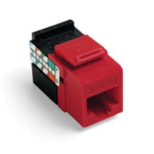 5G108-RC5 CONNECTOR CAT5E RED