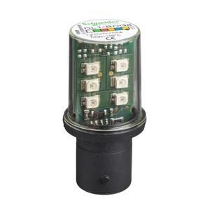 DL1BDG8 LED 120V YELLOW FOR ZVB